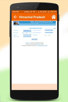 India Voter List 2018 screenshot 6