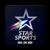 Live Star Sports Football TV Info icon