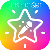Make Me Star: Sing Free Karaoke Songs icon