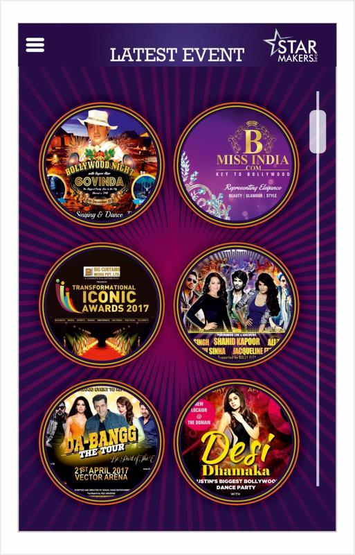 Official Starmakers Apk Download Free Events App For Android