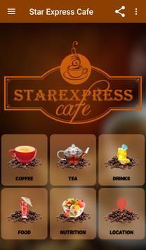 Star Express Cafe poster