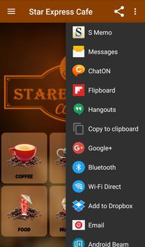Star Express Cafe screenshot 2