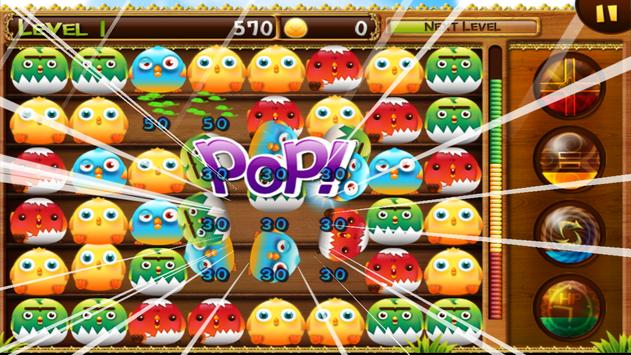 Chicken Pop apk screenshot
