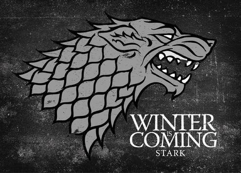 Winter Is Coming Stark apk screenshot