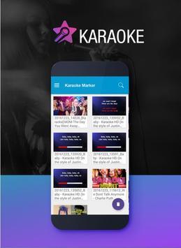 Karaoke Star Maker screenshot 1