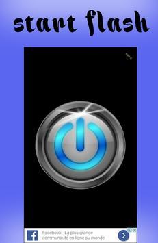 start flashlight apk screenshot