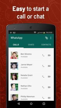 Video Calling Whatssap apk screenshot