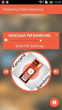 Bandung Radio Streaming poster