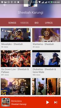 Howwe Music screenshot 6