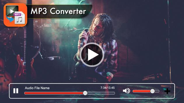 MV Convert To MP3 poster