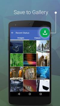 Status Downloader for Whatsapp تصوير الشاشة 2