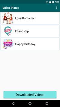 Status Videos for Whatsapp poster