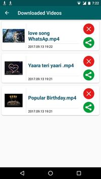 Status Videos for Whatsapp apk screenshot
