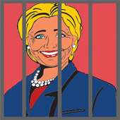 Lock Her Up icon