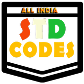 Indian STD Codes icon
