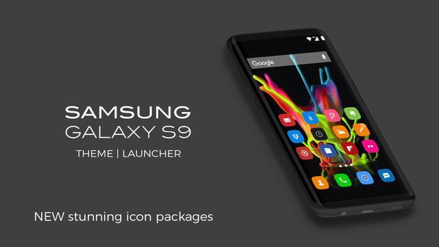 Theme for Galaxy S9 screenshot 2