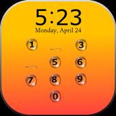 Lock Screen - Water Drop icon