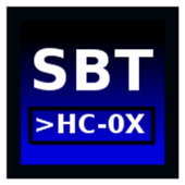 Bluetooth Terminal for HC-05 over SPP icon