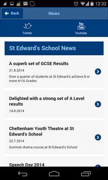 St Edward's School apk screenshot