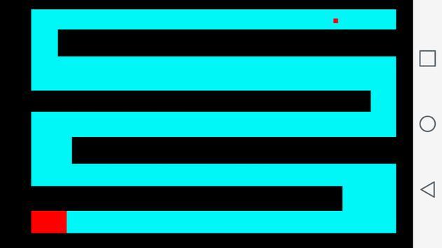 Scary Maze Game Classic apk screenshot