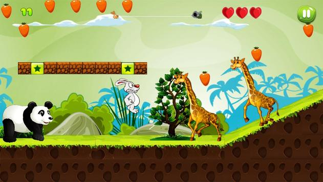Bunny Run 2 screenshot 1