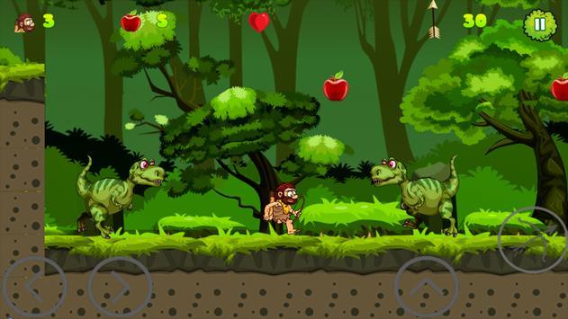 Caveman Adventure apk screenshot