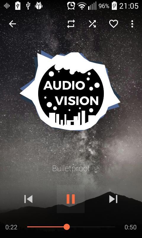 Download program gratis full version AudioVision Music Player