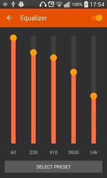 AudioVision Music Player apk स्क्रीनशॉट