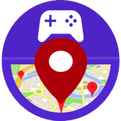 Fake GPS Joystick icon