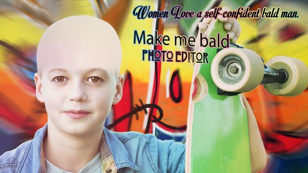 Make Me Bold Photo Editor poster