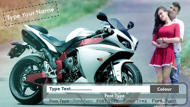 Sports Bike Photo Editor screenshot 4