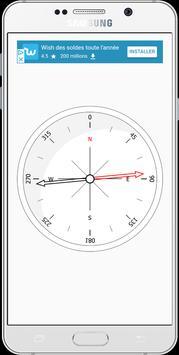 Simple Compass Application Apk डाउनलोड एंडरॉयड के लिए