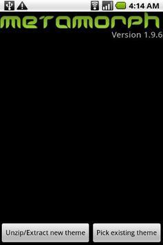 MetaMorph Cartaz