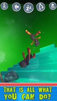 Talking buddy Stevi (ragdoll hero and boss ) screenshot 1