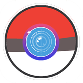 Camera Pokemon Sticker icon