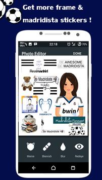 Real Madridista Sticker Camera screenshot 2