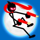 Stickman: survival challenge icon