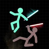 Stickman Warriors Online : Epic War icon