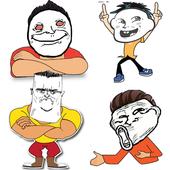 Meme Generator - Funny Sticker icon