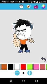 Meme Generator - Funny Sticker apk screenshot