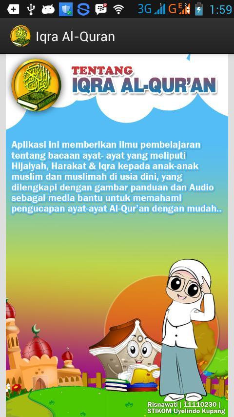 Belajar Iqra Al Qur An For Android Apk Download