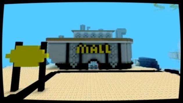 Bikini Bob Map for minecraft apk screenshot