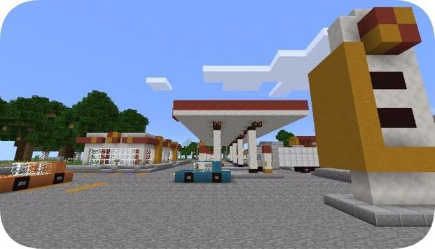 Block Angeles map for mcpe apk screenshot