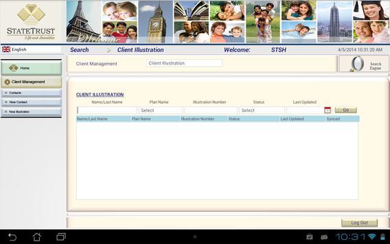 Virtual Office Statetrust Life screenshot 1