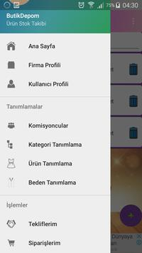 Butik Depom apk screenshot