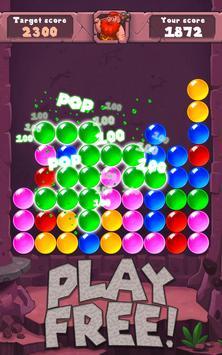 Stone Age Bubble Popper screenshot 4