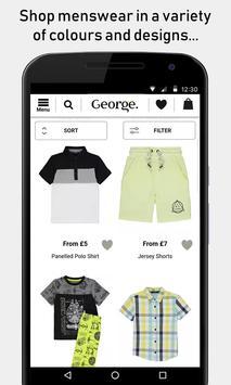George Direct UK screenshot 1