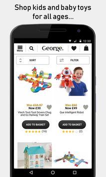 George Direct UK screenshot 2
