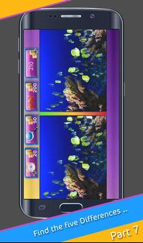 Find The Differences Part 7 apk screenshot