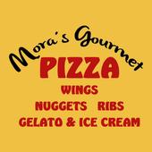 Mora's Gourmet Pizza icon